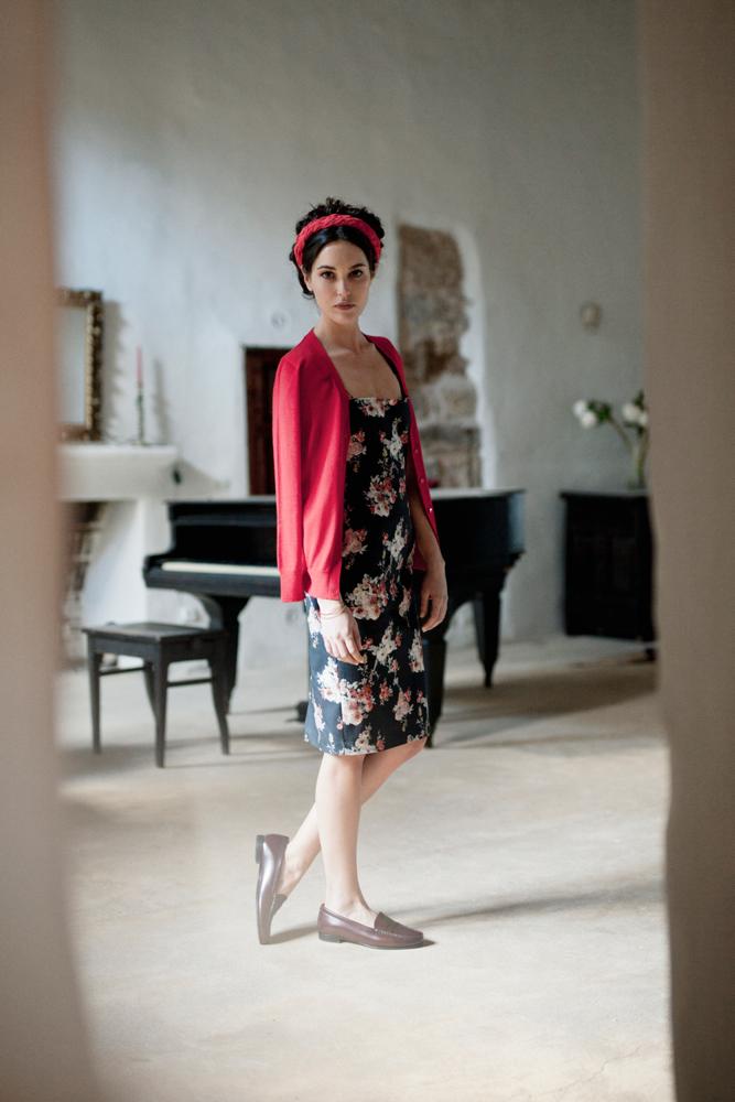 Emily Flowers Dress