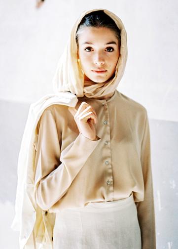 Tatiana Silk Shirt