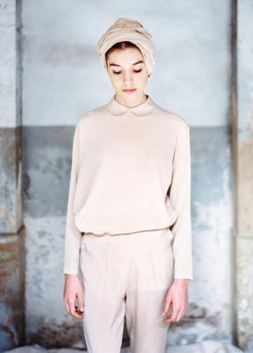 Noelia Silk Shirt