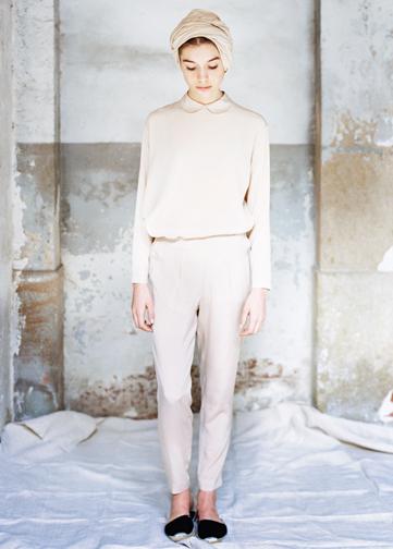 Tapetas Silk Trousers
