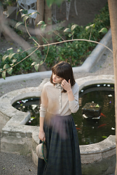 Carmela Stone Seed Shirt