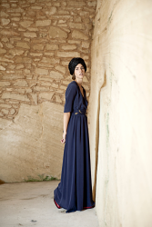 Neulisa Blue Dress