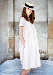 Valentina Dress Lino