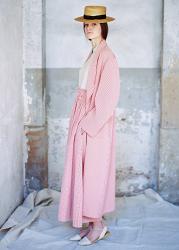 Aki Cotton Coat