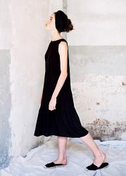 Charleston Silk Dress