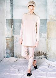 Noelia Short Silk Dress