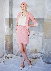 Mini Cotton Skirt