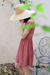 Candida Short Dress